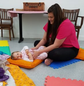 Baby Yoga @ The Edge Play Gym | England | United Kingdom