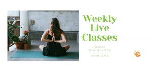 Online Live Dru Yoga @ Online